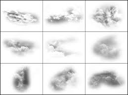 Chinese Clouds Photoshop Brushes Download 34 Photoshop Brushes For