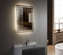 bellagio backlit mirror led bathroom mirror