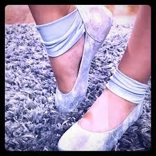 Girls Primigi Ballet Flats W Ankle Strap Size 1