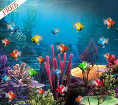 Aquarium Live Wallpaper Windows 7 ...