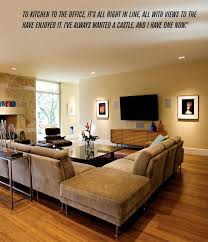 Office In Living Room Residential Architect Steve Chambers In 2008 Dallas Interiors Magazine