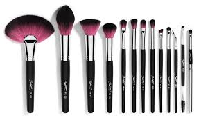 full makeup brush set. vortex® synthetic professional makeup brushes full brush set