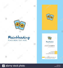 Halloween Business Cards Halloween Cards Creative Logo And Business Card Vertical