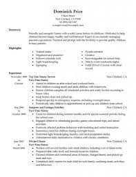 10 Part Time Job Resume Example Payment Format