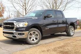 CERTIFIED PRE-OWNED 2019 RAM ALL-NEW 1500 BIG HORN/LONE STAR 4X4 CREW CAB