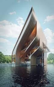 Futuristic Villa in Miami. Miami ArchitectureArchitecture House ...
