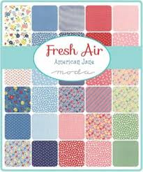 16 best Pre-Cut Fabrics images on Pinterest | Uk today, Charm pack ... & Moda Fresh Air Fabric Design Collection Coming to Fabrics Galore and  Quilting Store in Blairsville, GA for opening on January 2015 Adamdwight.com