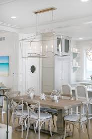 dining area lighting. Lake House Kitchen Cabinetry Open Dining Area Lighting