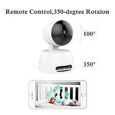 uniwood 1080P HD WiFi Security Camera, Wireless IP Surveillance Pet ...