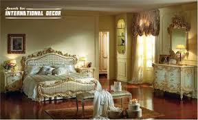 italian style bedroom furniture. Luxury Italian Bedroom And Furniture In Classic Style - Interior . I