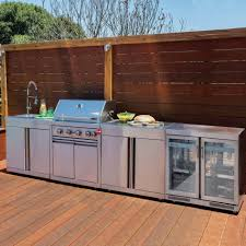Simple Outdoor Kitchen Elegant Outdoor Kitchen Picture Beautiful Black Wood Cabinet