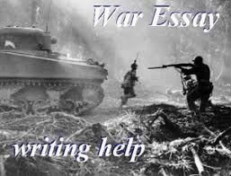 war essay topics you can use war essay