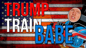 Image result for 'trump train'