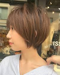 ゆったり感のあるショート より柔らかいショートヘア 提供します