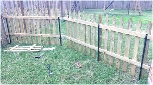 temporary yard fence. Back Temporary Yard Fence Backyard Privacy . D