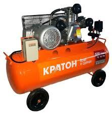 <b>Компрессор</b> масляный <b>Кратон AC</b>-<b>630</b>-<b>110</b>-<b>BDW</b>, 110 л, 2.94 кВт ...