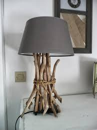8 ikea hack driftwood lamp