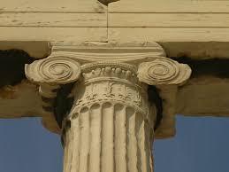 architecture greek. ionic capital greek architects architecture