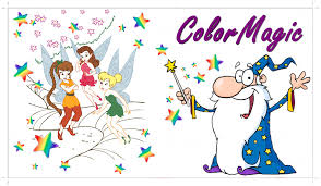 Let S Color Tinker Bell Coloring Book Page Picture Reveal With