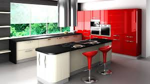 kitchen designs red kitchen furniture modern kitchen. Kitchen Red Table Incredible Modern Designs In Black White And Themed With Pict Furniture C