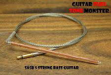 piezo pickup bass tone monster sa5b acoustic bass guitar piezo under saddle transducer ust pickup
