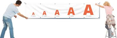 Letter Height Visibility Chart Lettering Visibility Chart Signs That Sell