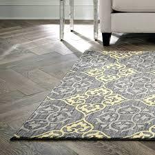 yellow gray rug s blue and for nursery grey runners yellow gray rug