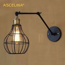 Us 1798 40 Offwand Lampe Vintage Wand Licht Industrielle Wand Beleuchtung Amerikanischen Land Freies Verschiffen Wohnzimmer Esszimmer Schlafzimmer