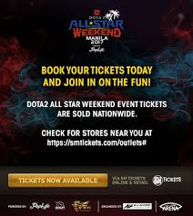 haven t gotten your tickets yet dota 2 all star weekend