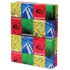 Amazon Com Mohawk 100 Recycled Color Copy Laser Paper 96