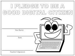 Kids Computer Lessons: 3-5   Digital Citizenship   Pinterest ...