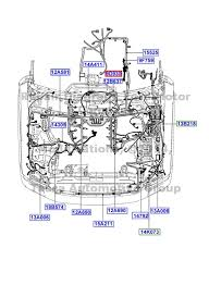 new oem main engine wiring harness 2005 2006 ford f250 f350 f450 Wire Harness Assembly Drawings new oem main engine wiring harness 2005 2006