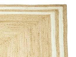 jute rug with yellow border square jute border rug for jute rug black border jute rug
