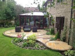 Small Picture Circular Garden Plans circular Indian stone patio design