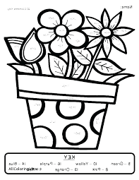 Multiplication Coloring Sheets Coloring Multiplication Coloring Page
