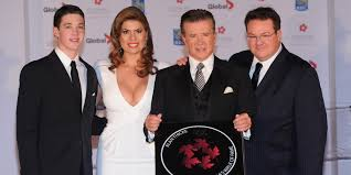 alan thicke robin thicke side by side. Simple Side Alan Thicke Family Pictures Wife Son Age Died In Robin Side By I