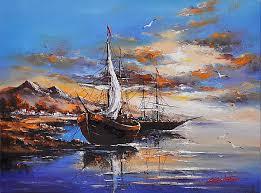 beautiful oil painting by emil ciubotaru