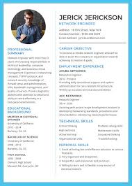 Modern Network Administrator Resume 6 Network Engineer Resume Templates Psd Doc Pdf Free