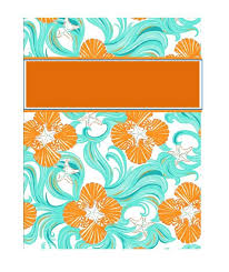 Binder Cover Page 35 Beautifull Binder Cover Templates Template Lab