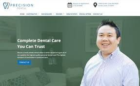 new websites launched for dental dermatology practices