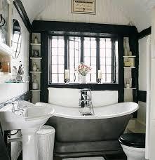 black and white bathroom furniture. how to design a black bathroom beautiful tub and windows white furniture d