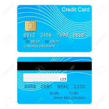 And Vector White On Illustration Free Credit Royalty Isolated Illustration Image Cliparts Back Vectors Card Front Stock 85067632