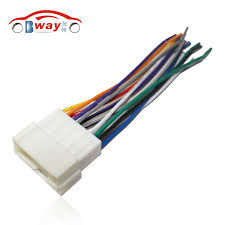 online buy whole hyundai elantra wiring harness from car radio stereo female iso plug power adapter wiring harness special for hyundai sonata elantra tucson