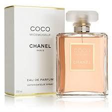 chanel mademoiselle. coco mademoiselle by chanel eau de parfum spray 200ml e
