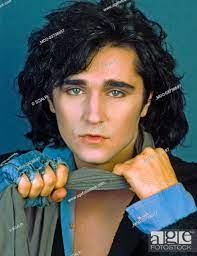 Italian singer Scialpi (Giovanni Scialpi) posing for a photoshoot, Stock  Photo, Picture And Rights Managed Image. Pic. MDO-03738697