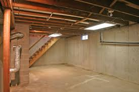 Why Its Worth Finishing Your Unfinished Basement Realty Times - Unfinished basement stairs