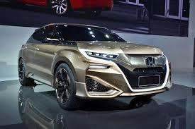 autocar new car release datesCool Honda 2017 2018 Honda Avancier SUV Price and Release Date