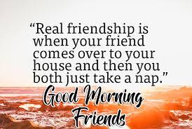 hd es good morning friends image