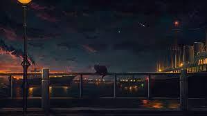 Dark Aesthetic View Wallpaper - Novocom.top