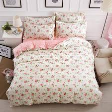 high quality bedding.  High Beautiful Roses Bed Linens High Quality Bedding Set 1 Or 2 Person Duvet  Cover Modern Style King Sets Twin From Happy_xuanxuan  With B